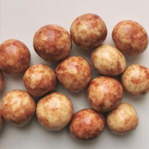 Liofilizuotos vyšnios baltame šokolade, 125g